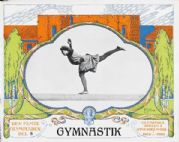 Stockholm Olympic Games 1912